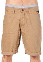 REELL Grip Chino Short dark sand