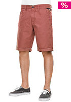 REELL Grip Chino Short rusty brown
