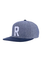 REELL Homerun 6-Panel blue chambray/navy