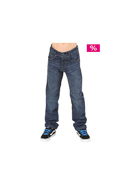 REELL Kids Lowfly Junior Pant mid blue