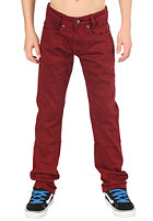 REELL KIDS/ Razor Junior Pant wine red