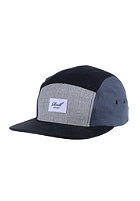REELL Multicolor 5-Panel black & wool grey