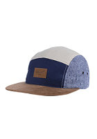 REELL Multicolor 5-Panel brown & navy
