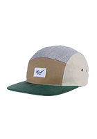 REELL Multicolor 5-Panel green & sand