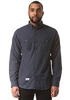 REELL Nordic L/S Shirt dark blue