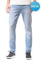 REELL Nova 2 Denim Pant light blue