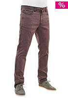 REELL Nova Denim Pant colored brown novi