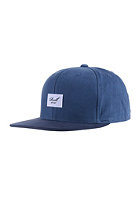REELL Pitchout 6-Panel mid blue/navy