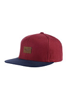 REELL Pitchout burgundy/navy