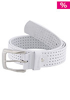REELL Punched Belt white