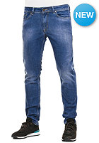 REELL Radar Stretch Denim Pant mid blue wash