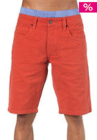REELL Rafter Shorts burnt orange