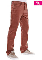 REELL Razor Pant rusty brown