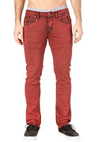 REELL Rocket Pant colored red