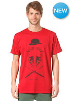 REELL Rutger Termohlen Skull S/S T-Shirt independence red