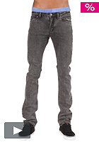 REELL Skin Denim Pant black acid wash