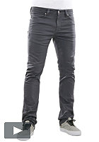 REELL Skin Denim Pant dark grey