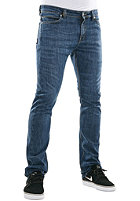 REELL Skin Denim Pant mid blue 2