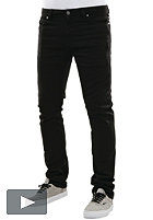 REELL Skin Stretch Denim Pant black