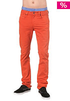 REELL Skin Stretch Denim Pant burnt orange