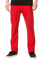 REELL Skin Stretch Denim Pant coral red