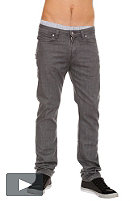 REELL Skin Stretch Denim Pant grey