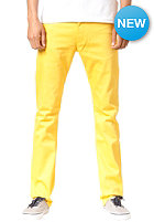 REELL Skin Stretch Denim Pant yellow (plain)
