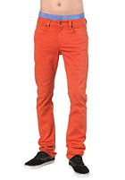 REELL Skin Stretch Pant burnt orange
