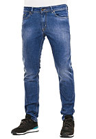 REELL Spider Denim Pant mid blue wash