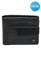 REELL Strap Lthr Wallet black
