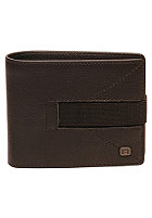 REELL Strap Lthr Wallet brown