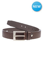 REELL Texture Belt dark brown