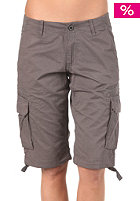 REELL Womens Cargo Short grey