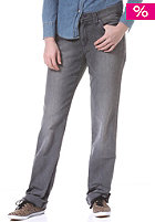 REELL Womens Iva Boyfriend Style Pant superior grey