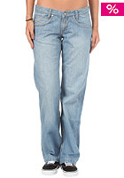 REELL Womens Lost Pant mid blue