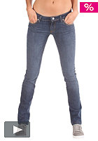REELL Womens Nina Pant mid blue