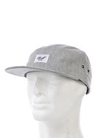 REELL Wool Snapback Cap light grey