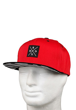 REELL Zebra Cap red
