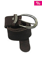 Belt dk brown wood