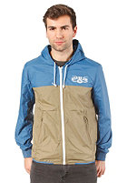 REPLAY Jacket chamois/sapphire blue