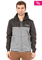 REPLAY Jacket dark silver/black