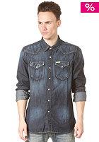 REPLAY L/S Shirt blue
