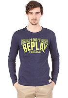 REPLAY Longsleeve blue