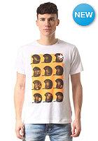 REPLAY Print S/S T-Shirt white