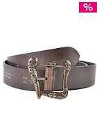 REPLAY Womens Belt black brown fade