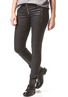 REPLAY Womens Biker Denim Pant black