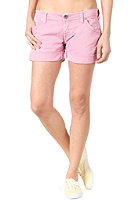 REPLAY Womens Colour Denim Shorts hot pink
