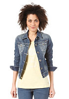 REPLAY Womens Jacket blue denim
