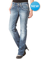 REPLAY Womens Newswenfani Relaxed Fit Jeans Pant blue denim