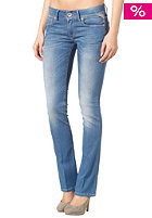 REPLAY Womens Rearmy Slim Bootcut Jeans Pant blue denim